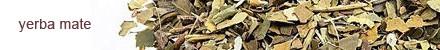 Herbaty ziołowe Yerba Mate